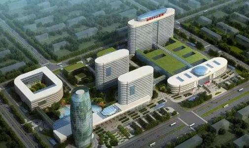 大别山(鄂东)区域医疗 中心建设暨市中心医院整体搬迁建设项目一期室内外 装饰装修工程