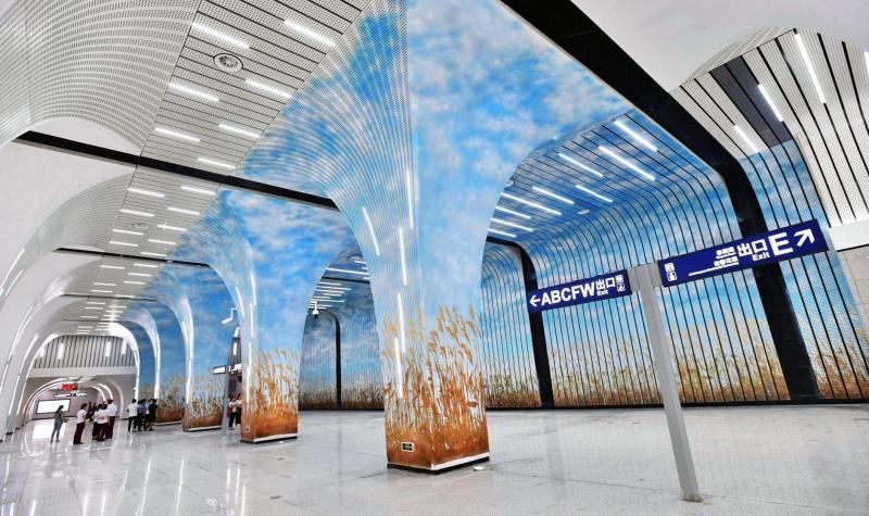 武汉市轨道交通8号线一期工程车站装修工程(第四标段)
